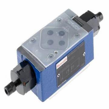 Rexroth HED8OP THROTTLE VALVE